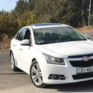 120,000 - 129,999 km Chevrolet Cruze 2012 for sale