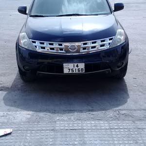 For sale Nissan Murano car in Amman