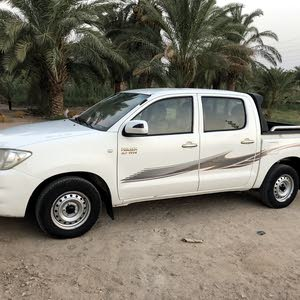 Used condition Toyota Hilux 2011 with 1 - 9,999 km mileage