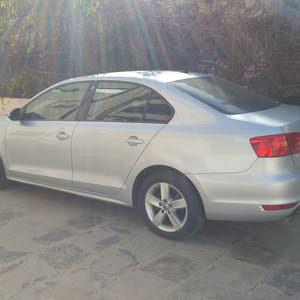 VW Jetta 2012 وارد الوكاله