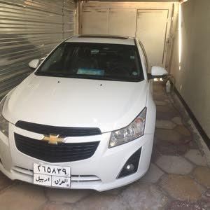 Chevrolet Cruze 2014 - Automatic