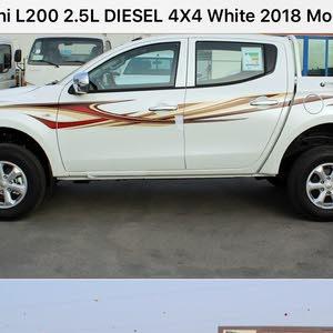 Diesel Fuel/Power   Mitsubishi L200 2018