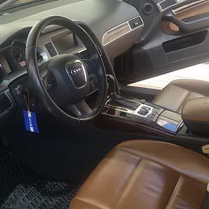 For sale Audi A6 car in Amman