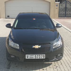 Automatic Used Chevrolet Cruze