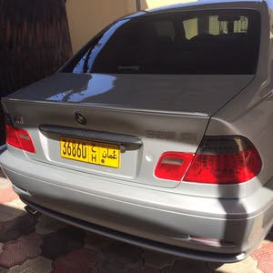 For sale 2000 Silver 318