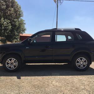 Used condition Hyundai Tucson 2007 with 180,000 - 189,999 km mileage