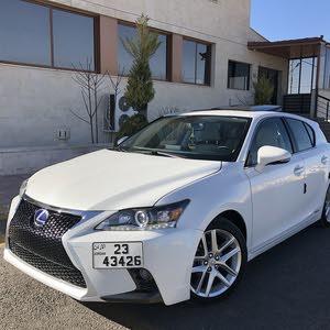 Lexus CT 2016 For sale - White color