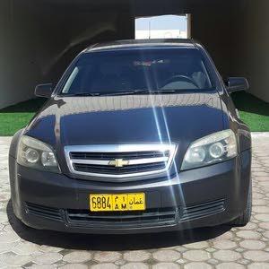 Black Chevrolet Caprice 2008 for sale