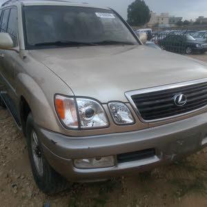 2000 Lexus LX for sale in Tripoli