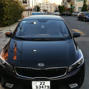 Gasoline Fuel/Power   Kia Cerato 2017
