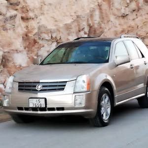 1 - 9,999 km Cadillac SRX 2005 for sale