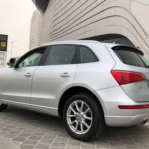 Audi Q5 model 2012