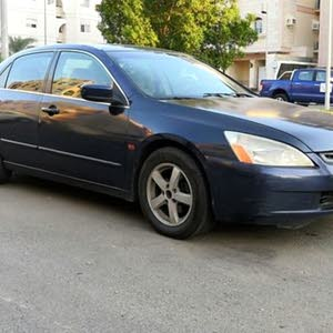 Honda Accord 2004. Automatic