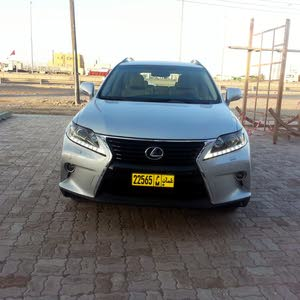 Lexus RX 2012 For sale - Silver color