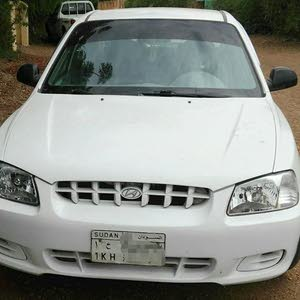 Accent 2007 - Used Manual transmission