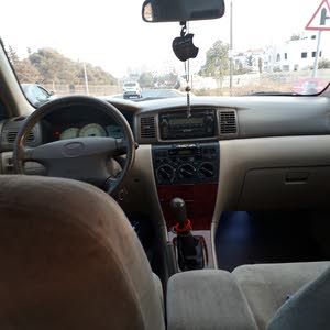 Available for sale! 1 - 9,999 km mileage Toyota Corolla 2002