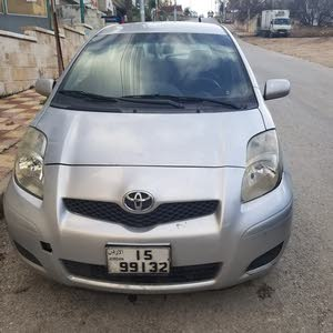 Used condition Toyota Yaris 2010 with +200,000 km mileage