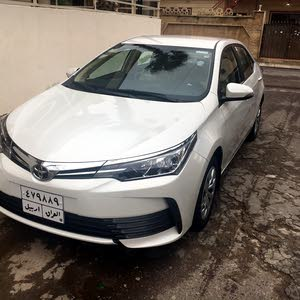 2018 New Corolla with Automatic transmission is available for sale