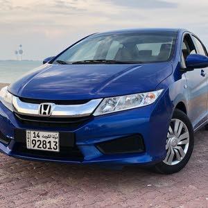 Blue Honda City 2017 for sale