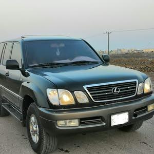 Used Lexus 2002