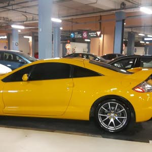 Mitsubishi Eclipse car for sale 2009 in Muscat city