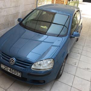 For sale Volkswagen Golf car in Amman