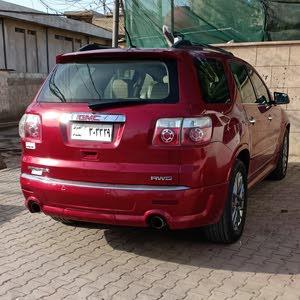100,000 - 109,999 km GMC Acadia 2012 for sale