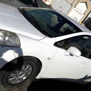 Automatic White Nissan 2006 for sale