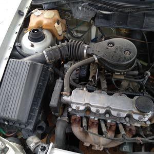 اوبل استرا موديل 1992 مكفوله صبغ جديده جدا فتحه كير عادي محرك 600 دوش جميعها شغا