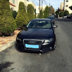 Automatic Black Audi 2010 for sale