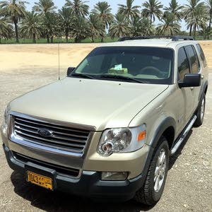 km Ford Explorer 2007 for sale