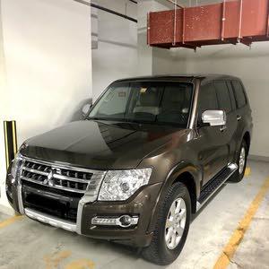 2017 - Mitsubishi Pajero - GOLD Edition for Sale