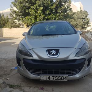 Peugeot 308 2008 for sale in Amman