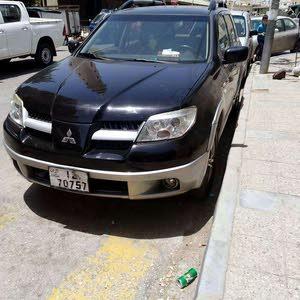 Mitsubishi Outlander 2006 For sale - Black color