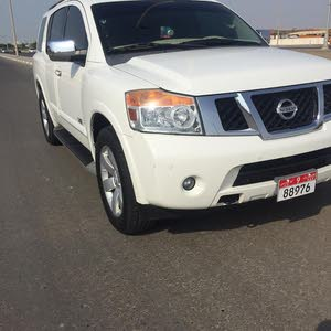 Nissan Armada for sale in Abu Dhabi