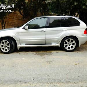 For sale BMW X5 car in Madaba