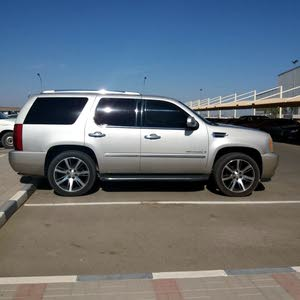 Gold Cadillac Escalade 2008 for sale