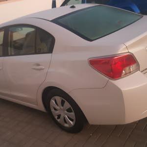 Subaru Impreza 2014 For sale - White color