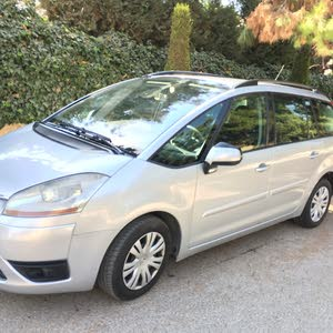 C4 Picasso 2008 - Used Automatic transmission