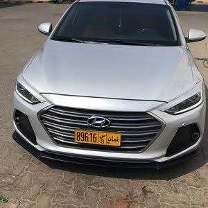 Used condition Hyundai Elantra 2017 with 90,000 - 99,999 km mileage