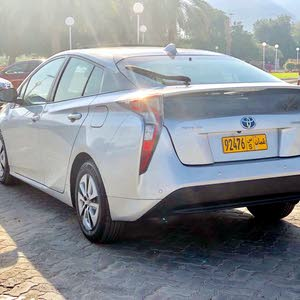 Toyota Prius car for sale 2016 in Muscat city