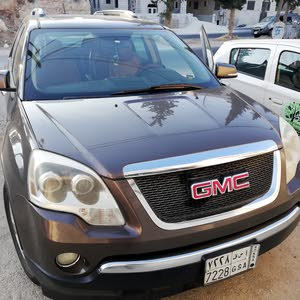 Used condition GMC Acadia 2008 with 190,000 - 199,999 km mileage