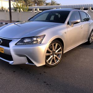 km Lexus GS 2014 for sale