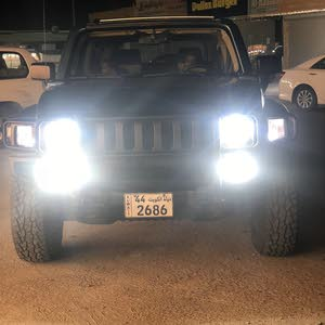 Automatic Turquoise Hummer 2009 for sale