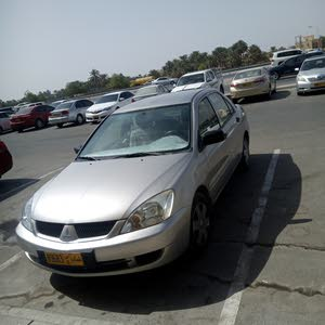 Grey Mitsubishi Lancer 2008 for sale