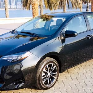 Used 2018 Corolla for sale