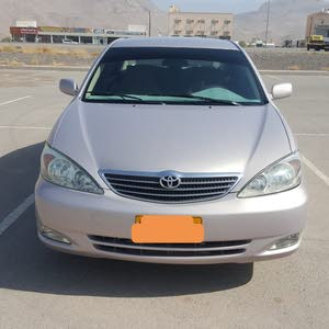 For sale 2003 Gold Camry