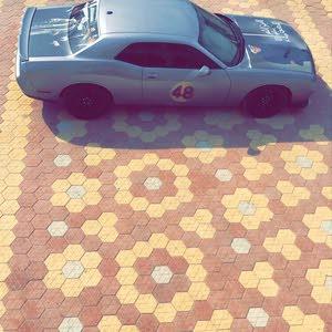 Dodge Challenger car for sale 2016 in Al Masn'a city