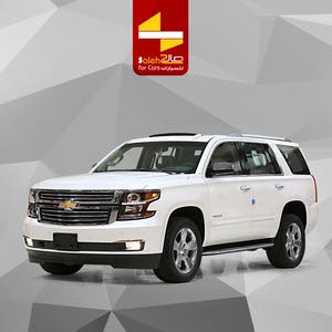 Chevrolet Tahoe 2018 For sale - White color