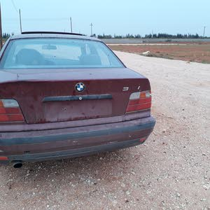 BMW 318 Used in Benghazi